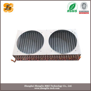 Shenglin Copper Tube Condenser Price pictures & photos