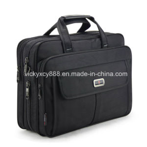 Waterproof Big Capacity Size Portfolio Briefcase Business Travel Handbag (CY3540) pictures & photos