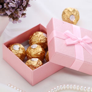 China Beautiful Handmade Chocolate Paper Box Cb60 28 China Gift