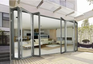 2015 Thermal Break Aluminum Folding Door