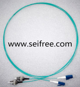 Professional Product Fiber Optic Patch Cord with Lu/Fu Connector pictures & photos