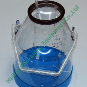 Food Grade Transparent Plastic Milk Barrel Milk Bucket pictures & photos
