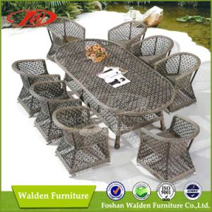 Garden Rattan Dining Table and Chair (DH-6066) pictures & photos