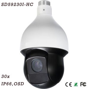 2 Megapixel 1080P 30X Ultra-High Speed IR Hdcvi PTZ Dome Camera{SD59230I-Hc}
