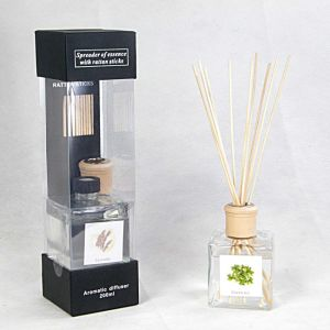 Aroma Diffuser in Stock! Clear Glass Bottle/ OEM Perfume Bottle New Design pictures & photos