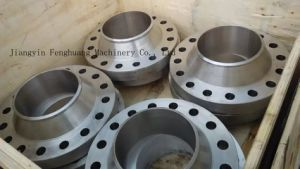 Welding Carbon Steel Forging Flange pictures & photos