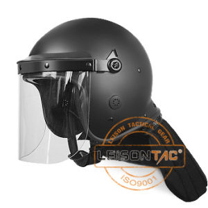 Riot Helmet Enhanced PC/ABS Material with Waterproof and Flame Resistant pictures & photos