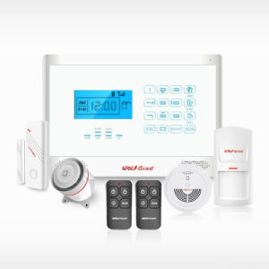 Yl-007m2e Wireless Smart Home Alarm System for Your Own Security pictures & photos