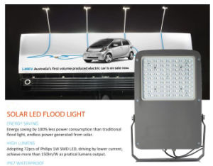 for Billboard Lighting 30W Solar LED Floodlight