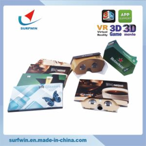 Branded Vr Goggles Google Cardboard 3.0 Foldable Vr Glasses for Version 3.0