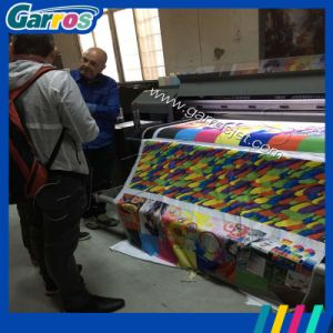 Best High Speed 8 Color Garros Roll to Roll Inkjet Printer Digital Fabric Printer for Cotton/Silk/Cashmere etc pictures & photos
