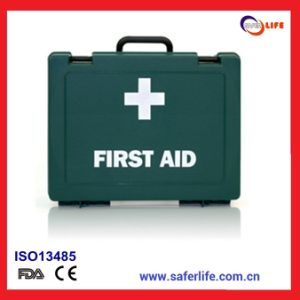 Plastic First Aid Kit Empty Box pictures & photos