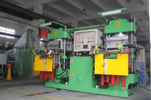 PLC Automatic Silicone Rubber Vulcanizer Machine for Rubber Gaskets Made in China pictures & photos