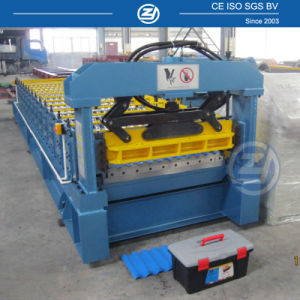 Corrugated Sheet Metal Forming Machine pictures & photos