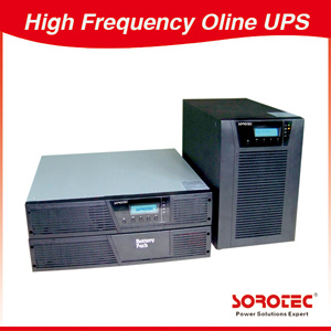 LCD Display High Frequency Online UPS 0.7kVA to 3kVA pictures & photos