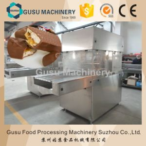 Ce Certified Small Capacity Chocolate Enrobing Coating Machinery pictures & photos