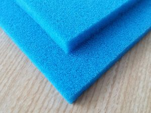 Silicone Foam Rubber Sheet, Silicone Sponge Rubber Sheet for Ironing Table with Closed Cell pictures & photos