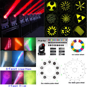 10r 280W DMX Moving Head Beam Light pictures & photos