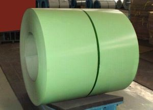 Wood Grain Galvanised Steel Coil for Building Materials pictures & photos