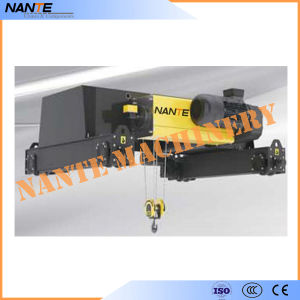 Double Girder Electrical Wire Rope Hoist pictures & photos