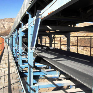 Transverse Reinforced Conveyor Belt