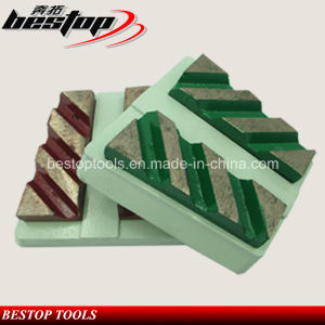 120# Frankfurt Diamond Brick for Marble Polishing Abrasive pictures & photos