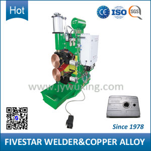 Electric Resistance 3 Phase Frequency Control Seam Welder pictures & photos