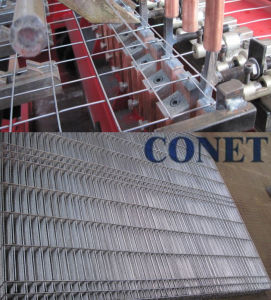 Conet 1.8-5mm Low Carbon Steel Wire Mesh Welding Machine with CE Certificate From China (Factory) pictures & photos
