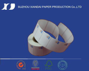 2017 Most Popular Thermal Transfer Label in 3X4 pictures & photos