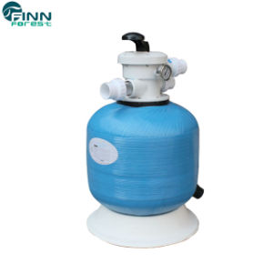 Swimming Pool Rapid Sand Filter Tank for Water Treatment