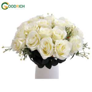 Cheaper Artificial Silk Bouquet