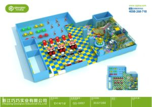 2014 Children Indoor Playground Equipment with TUV and GS Certificate (QQ-30007) pictures & photos