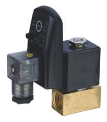 PU220 Series Solenoid Valve with Timer