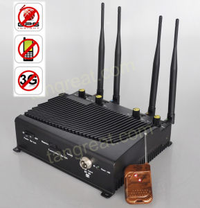 Adjustable Cellular Phone and GPS Jammer Mobile Phone Signal Blocker (TG-4CA) pictures & photos