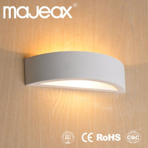 CE RoHS Approved Gypsum Indoor Wall Lamp (MW-8122S)