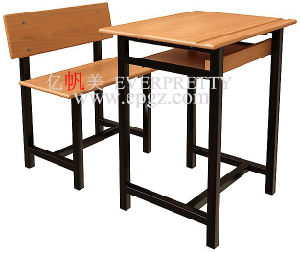 India Hot Sale School Furniture Student Desk and Chair pictures & photos