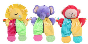 Factory Supply Colorful Infant Teether Animal Toy pictures & photos