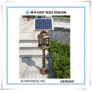 Solar Mosquito Trap LED Light Environmental Protection Mosquito Coil pictures & photos