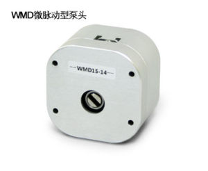 Wmd-15 Low-Pulse Peristaltic Dosing Pump Head pictures & photos
