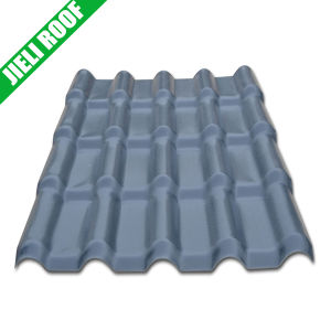 PVC Material Color Corrugated Plastic Roofing Sheets for Residential House pictures & photos