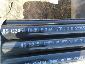 JIS G3454 Stpg370 Steel Pipes, Carbon Steel Pipes pictures & photos