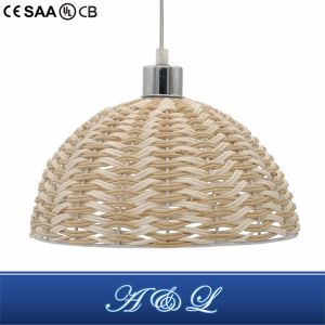 Whole Artistic Woven Rattan Pendant Lamp