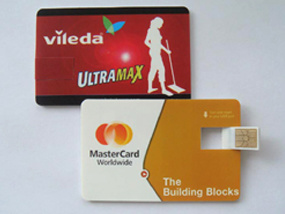 Promotion Card USB Flash Memory