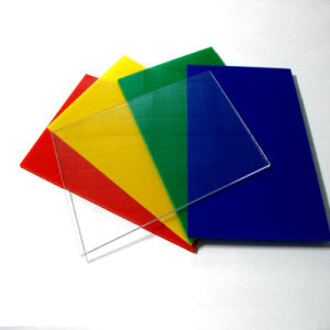 China Colored Plexiglass Solid Surface Colored Plastic Sheet Colored ...