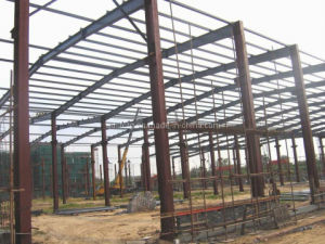 Steel Structual Construction/Fast Construction Steel Building / Mild Steel