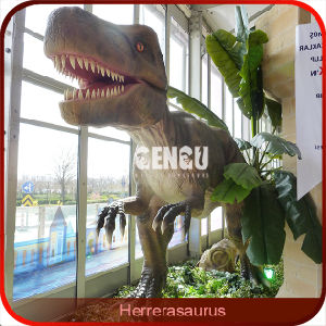Life Size Craft for Dinosaur Indoor Playground pictures & photos
