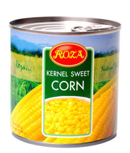 Canned Sweet Corn/Canned Food