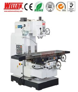 Vertical Milling Machine with CE Approved (X52G X52GS) pictures & photos
