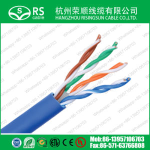 Blue Category 6 U/UTP 23 AWG 4 Pair Unshielded Cable