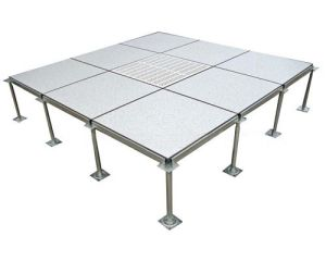 Steel Raised Floor (HDG)